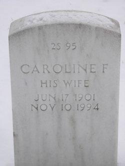 Caroline F Delaney
