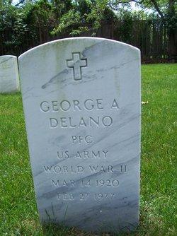 George A Delano