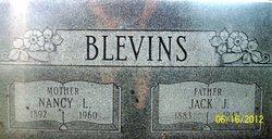 """Jackson """"Jack"""" Blevins, Jr"""