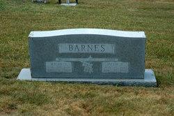 Maude Lilly <I>Murray</I> Barnes