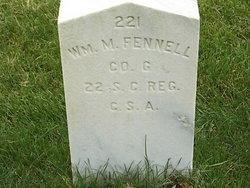 Pvt William M Fennell