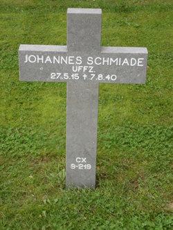 Johannes Schmiade