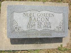 Noel Gorden Bacon