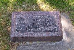 Harriett Hillary Adams