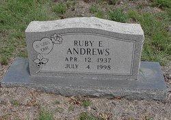 Ruby Eileen <I>Askins</I> Andrews