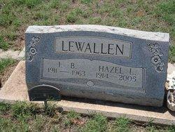 I B Lewallen