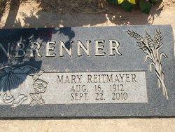 Mary Agnes <I>Reitmayer</I> Aschenbrenner
