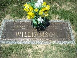 "Elmus N ""Buck"" Williamson"