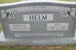 Emma Nell <I>Wheeler</I> Helm