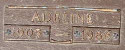 Adeline A Gruninger