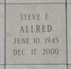Steve E Allred