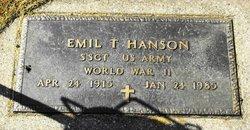 Emil Theodore Hanson