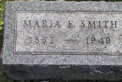 Maria E Smith