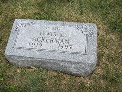 Lewis J Ackerman