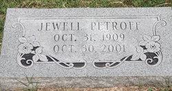 Jewell Petroff