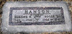 Roger Emil Hanson