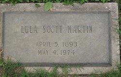 Lula <I>Scott</I> Martin