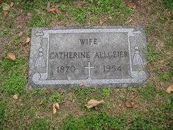 Catherine Allgeier