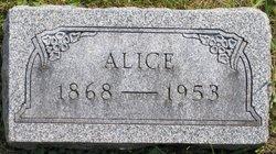 Alice <I>Dawson</I> Smith