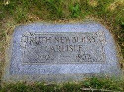 Ruth <I>Newberry</I> Carlisle