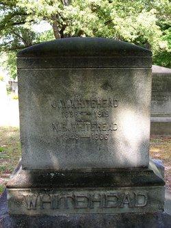 Nannie Eugenia <I>Tredway</I> Whitehead