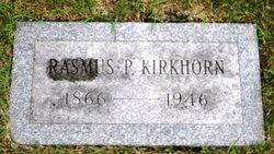Rasmus P. Kirkhorn