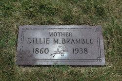 "Adelia May ""Dillie"" <I>Hutchison</I> Bramble"