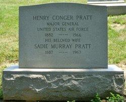 Sadie DeRussy <I>Murray</I> Pratt