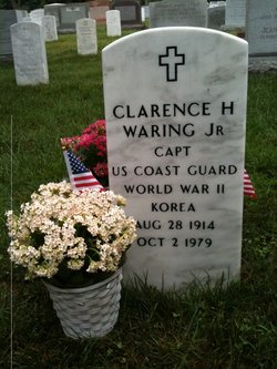 Clarence Henry Waring, Jr.