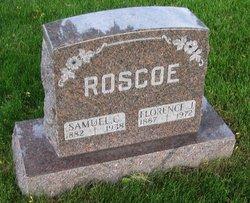 Florence J. <I>Carmody</I> Roscoe