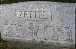 Cletus Zettel