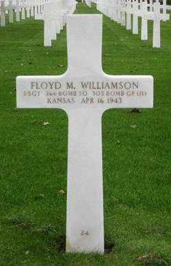 SSGT Floyd M. Williamson