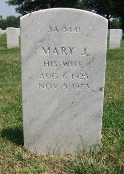 Mary J Dennan