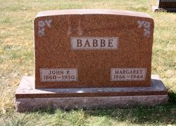Margaret Babbe