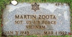 Martin Zoota