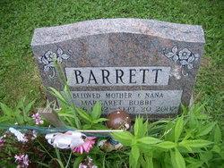 Margaret <I>Morin</I> Barrett