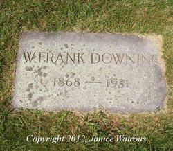 William Frank Downing