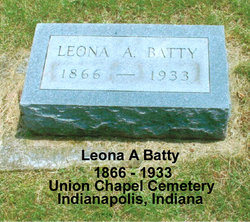 Leona Alline <I>Miller</I> Batty