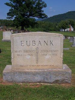 Mary <I>Shepard</I> Eubank