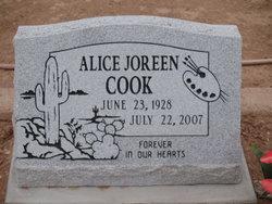 Alice Joreen Cook