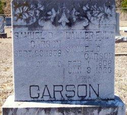 Samuel David Carson