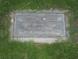 Frances <I>Kurdle</I> Costello
