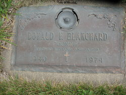 Donald Franklin Blanchard
