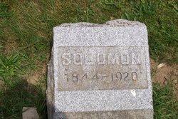Solomon Ackerman