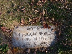 Ina <I>Tuggle</I> Morgan