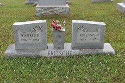 Winifred Pauline <I>Styer</I> Fritsche