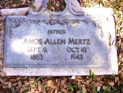 Amos Allen Mertz 1863 1943 Find A Grave Memorial People who liked amanda mertz's feet, also liked find a grave