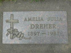 Amelia Julia <I>LaBonte</I> Dreher