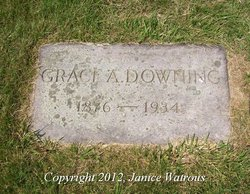 Grace A. <I>Danquer</I> Downing