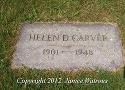 Helen M. <I>Downing</I> Carver